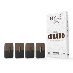 Cubano Vape Pods