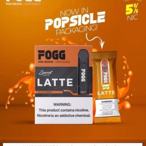 FOGG LATTE DISPOSBLE DIVECE