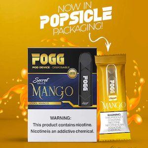 FOGG MANGO DISPOSABLE DEVICE