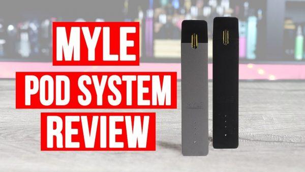 Myle Pod Lush Ice Flavor 40 Pods + Myle Device Free 3