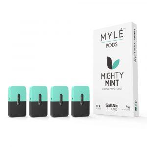Mighty Mint Vape Pods