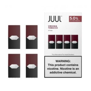 Juul Pods Virginia Tobacco
