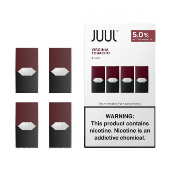 Juul Pods Virginia Tobacco