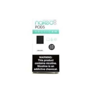 Arctic Air Pods for Naked 100 Pod System
