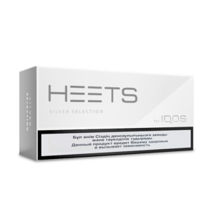 IQOS Heets Silver Label