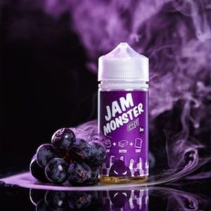 Grape E-Liquid by Jam Monster 100ML-3mg