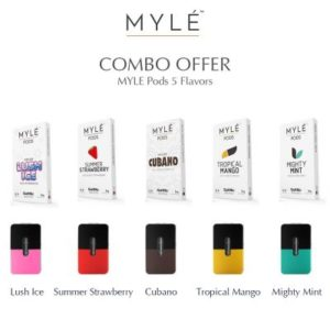 Myle Pod Combo Pack