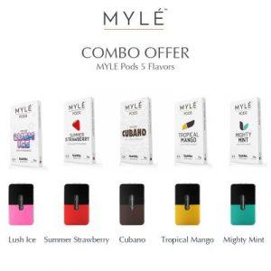 Myle Pod Combo Pack