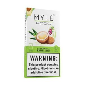 Myle pods tropical fruit