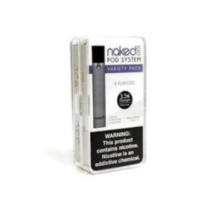 Naked Pod System Starter Kit by Naked 100