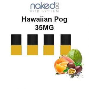 Naked 100 Hawaiian Pog Pods