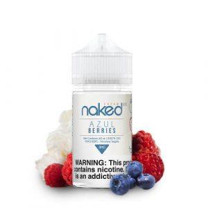 Azul Berries by Naked 100 Cream 60ml