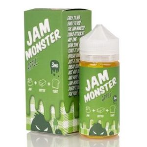 Apple Jam Monster Liquids 100ml