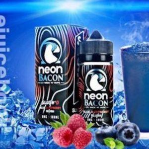 Neon Bacon Wick N Vape E-liquid 100ml