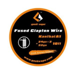 Geekvape Fused Clapton Kanthal Wire