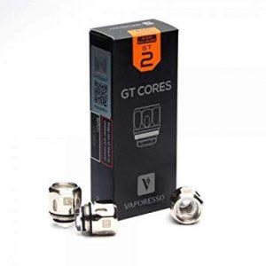 VAPORESSO GT CORES GT2 Coils - 0.4 Ohms