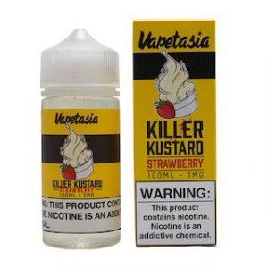 Vapetasia - Killer Kustard Strawberry - 100ml