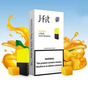 J Fit pods JUUL Mango 50mg