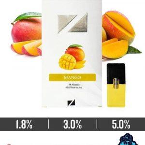 Mango Ziip Pods
