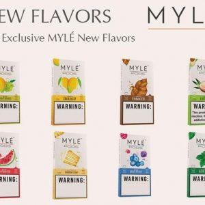 Myle Flavour Pods