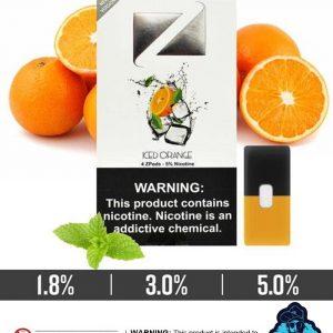 Iced Orange Ziip Pods