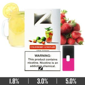 Strawberry Lemonade Ziip Pods for Juul Devices