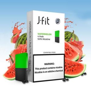 Watermelon J fit Pods