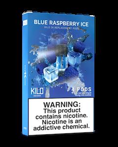 Blue Raspberry ICE Kilo 1K Pods