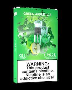 Green Apple ICE Kilo 1K Pods