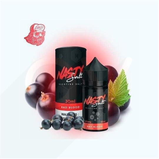 Bad Blood Nasty Salt by Nasty Juice 30ml