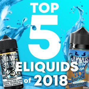100ml E-liquid