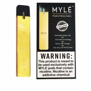 Myle Gold New Colors