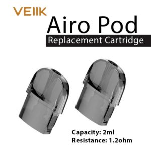 VEIIK Airo Pod Cartridge 2ml