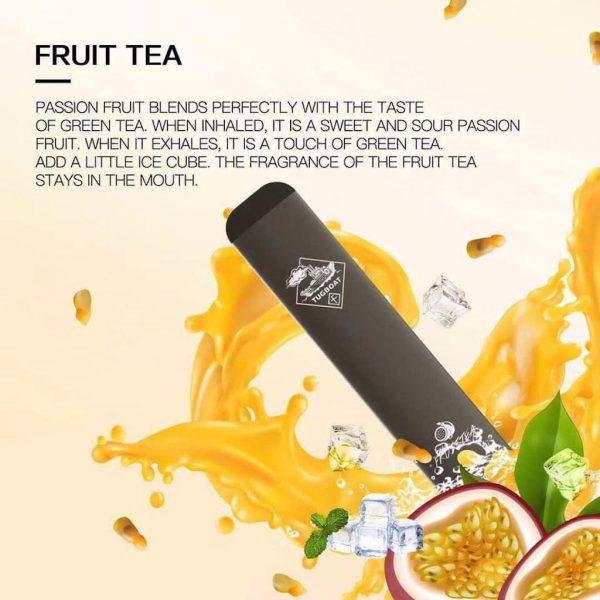TUGBOAT FRUIT TEA ICE DISPOSABLE