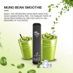 Tugboat Mung Bean Smoothie Disposable