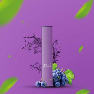 Myle Disposable Device Grape New