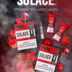 Fogg Strawberry Hard Candy