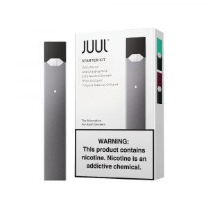 Juul Starter Kit with 2 Vape pods