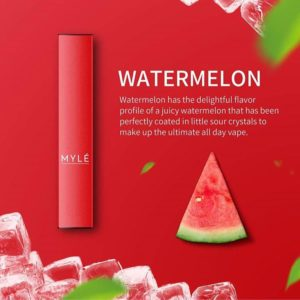 Myle Disposables Watermelon Iced