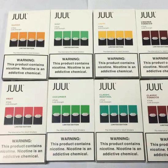Juul Pods Virginia Tobacco-(pack of 4) 100% original 2