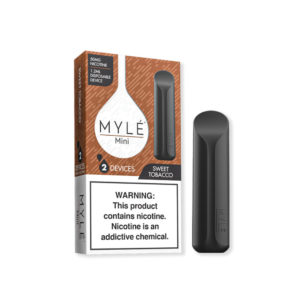 MYLÉ Mini – Sweet Tobacco Disposable Device
