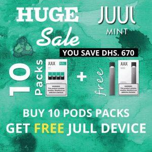 JUUL Pods Mint Flavor 40 Pods
