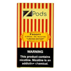 Ziip Froopy 4 Pods
