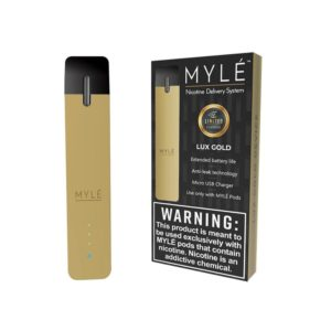 Lux Gold Vape Device