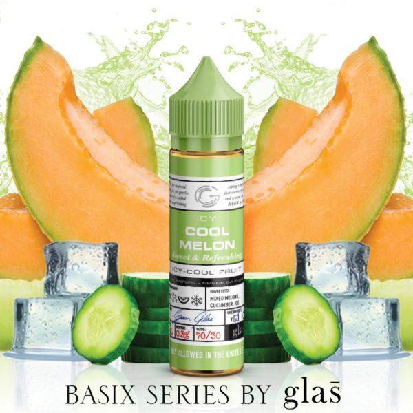 GLAS – Cool Melon by Basix Series 60ml