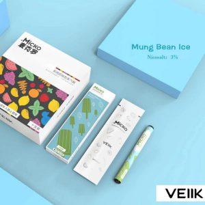 Veiik Micko Disposable Pods Mung Bean Ice