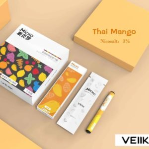 Veiik Micko Disposable Pods Thai Mango