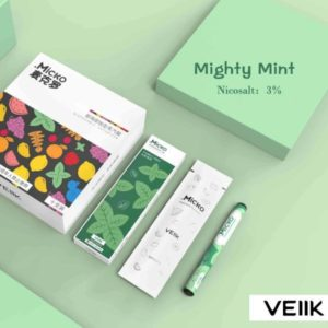 Veiik Micko Disposable Pods Mighty Mint