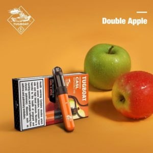 Tugboat V4 Double Apple Ice