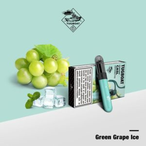 Tugboat V4 Green Grape Ice